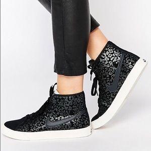 Rare Cheetah Print Nike Primo Court Sneaker